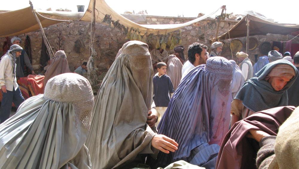 'Un burka por amor', en Atrescine