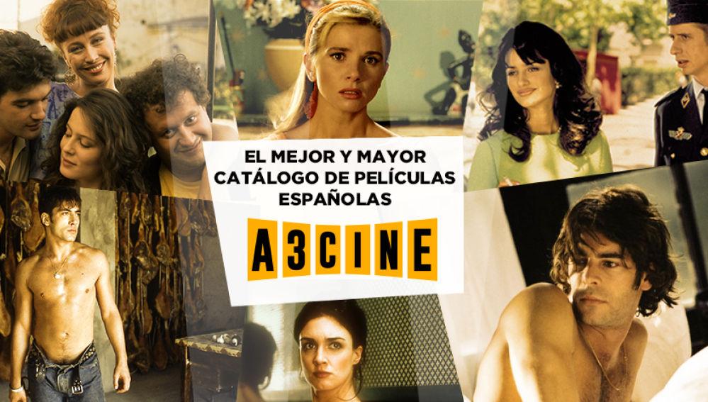 Atrescine, con el mejor catálogo de cine español